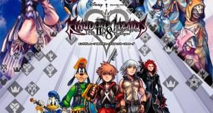 Kingdom Hearts HD 2.8 Final Chapter Prologue Principal