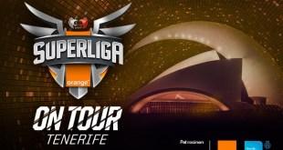 LVP SuperLiga Orange Tenerife Lan Party TLP