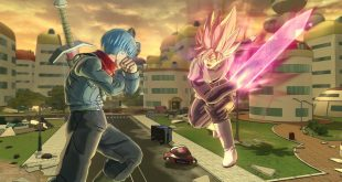 Dragon Ball Xenoverse 2 tercer DLC Saga Trunks 001