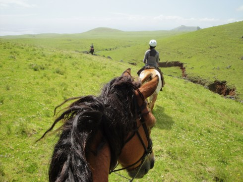 horseback ride in north kohala