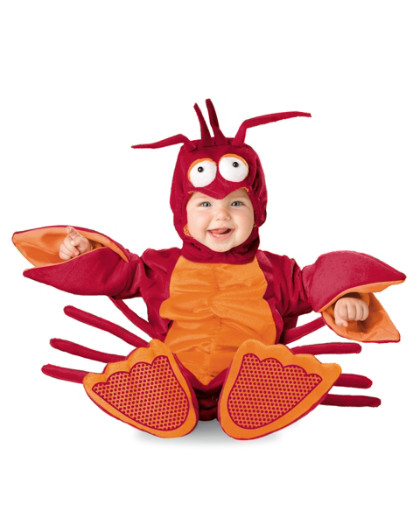 baby lobster costume