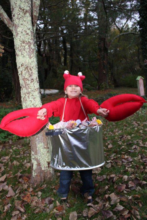 Ocean halloween costumes roundup living porpoisefully lobster catch costume solutioingenieria Images