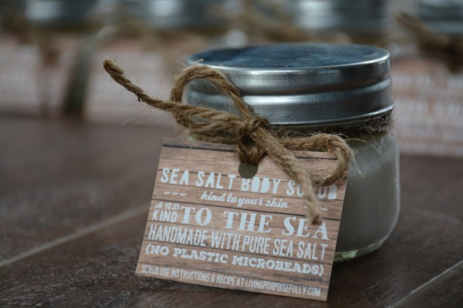 diy sea salt body scrub