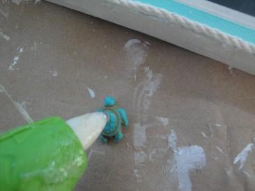 undersea chalkboard name plate step 6a
