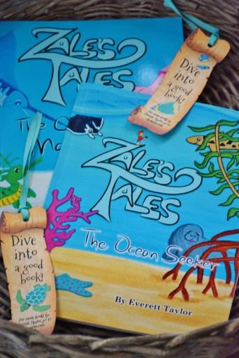 Zale's Tales Bookmark