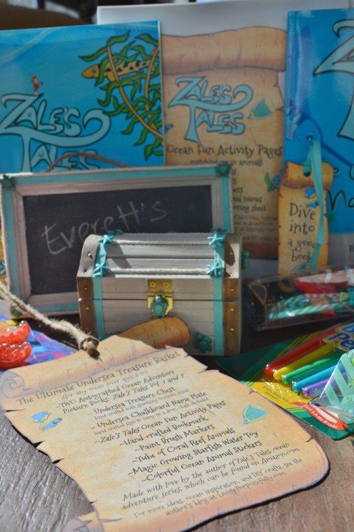 Zale's Tales DIY Treasure Chest 2