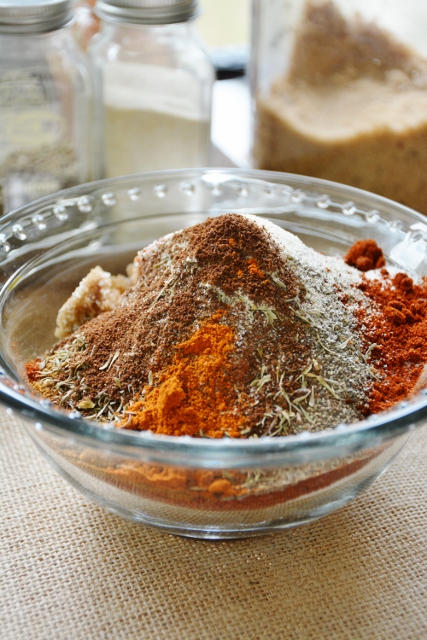 Spiced BBQ Rub spices (427x640)