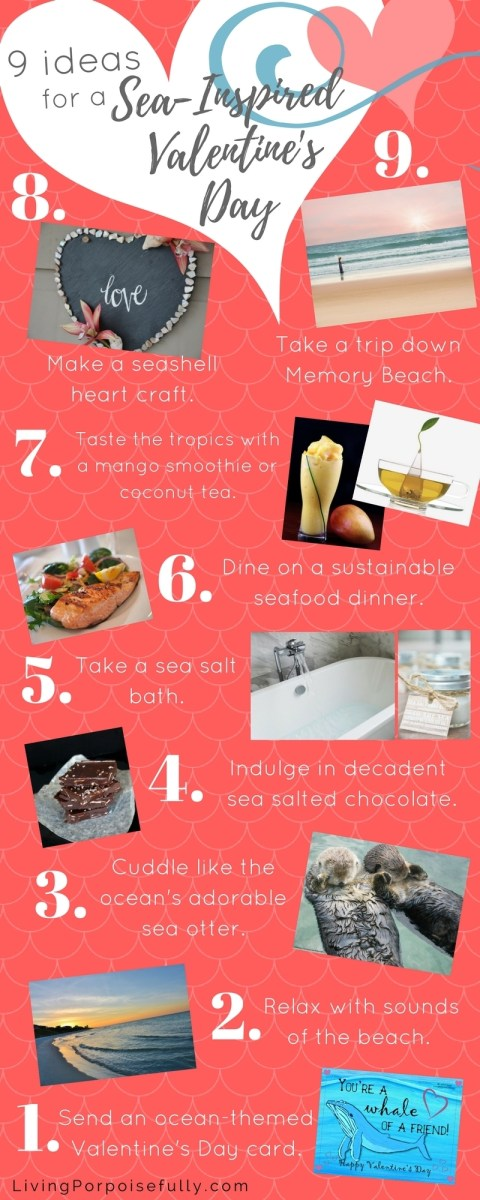 9 Ideas for a Sea-Inspired Valentine's Day