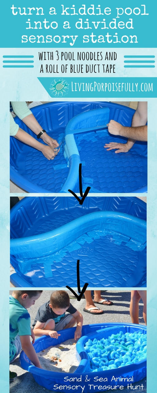 turn a kiddie pool into a divided sensory station (512x1280) (2)