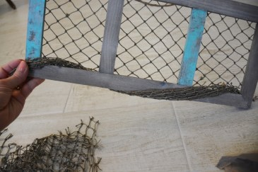 fishing net frame diy 8