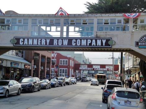 Cannery Row - Monterey Bay