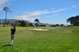 Pebble Beach golf course 2