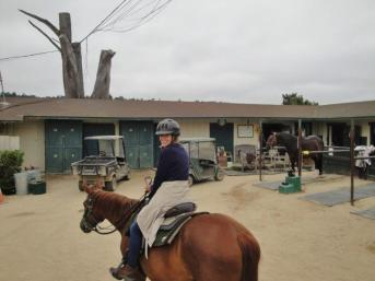 pebble beach horseback riding 1