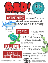 Bad for the Ocean Resource Page - Sustainable Seafood Made Simple by Living Porpoisefully