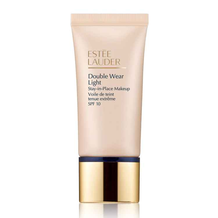Recommended: Estee Lauder Double Wear Light Foundation