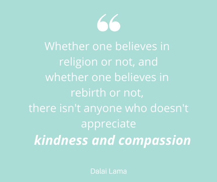 Are you kind to yourself?  The importance of kindness