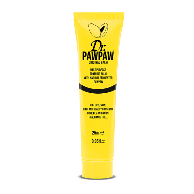 Recommended: Multi-use beauty products. Image of Dr. PawPaw original balm
