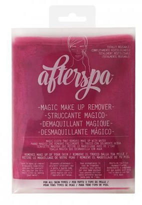 Afterspa Makeup Remover Cloth Review: The end of cleansers? Image of product
