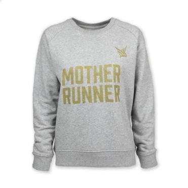 This Mum Runs Mother Runner Sweatshirt