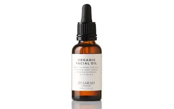 Give the gift of well-being this Mother's Day: Perfect well-being gifts for Mum. Image of By Sarah London Organic Facial Oil
