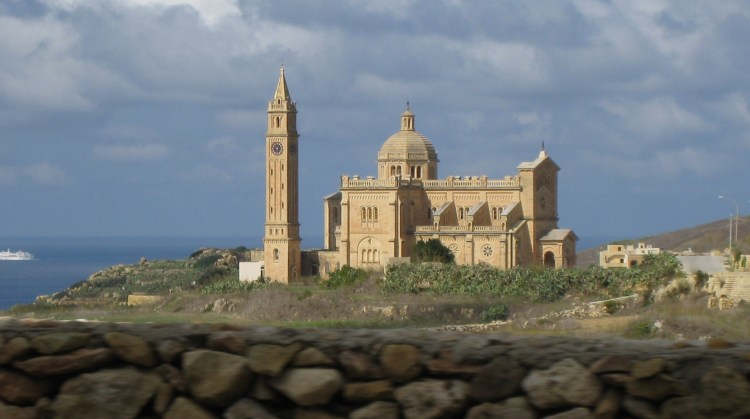 Things to do in Malta Happy Travels: Where you absolutely should go in Malta. Image of Ta'Pinu Gozo