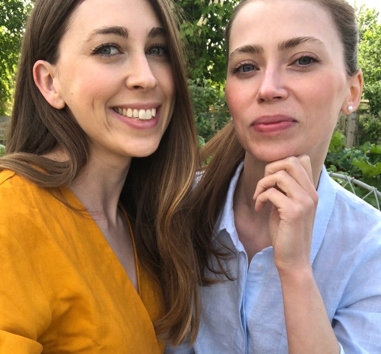 Image of Sarah & Lauren from By Sarah London