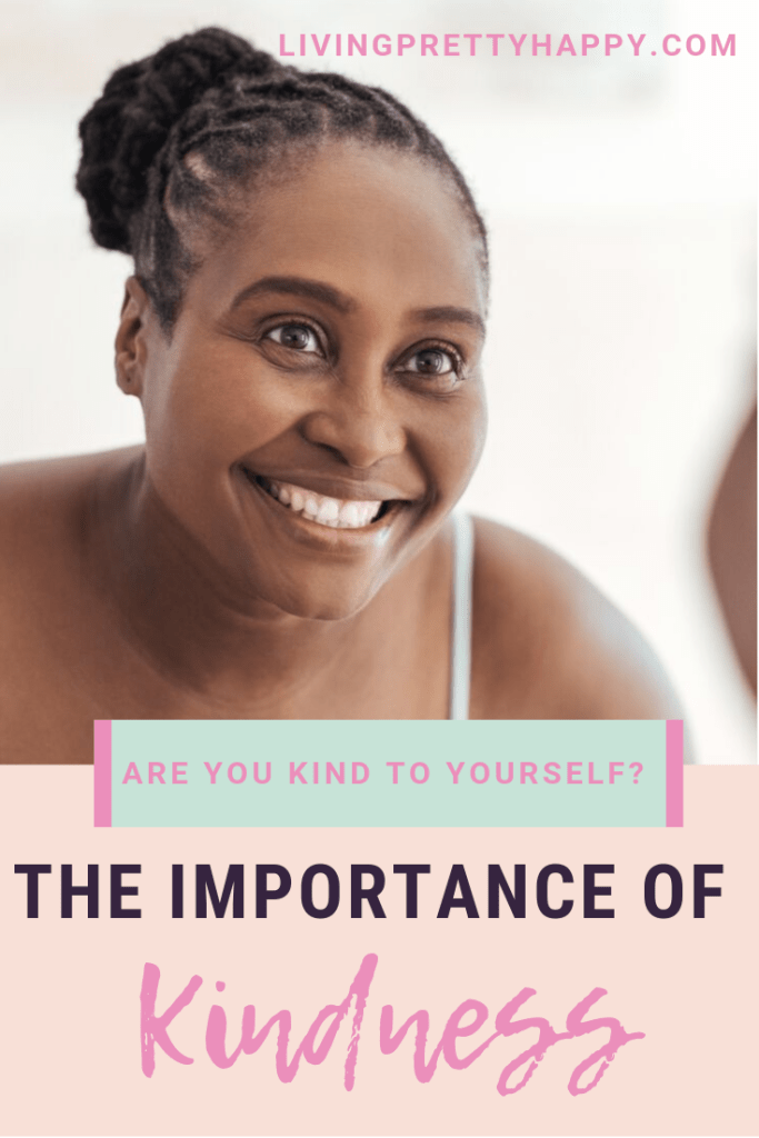 Repin & click to learn more about a quality we should demonstrate to ourselves daily, but rarely do... kindness. This is why kindness is so important, how it can not only benefit us, but those around us plus how to be more kind to ourselves. #kindness #selfcare #selfacceptance #wellbeing