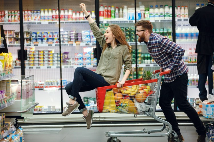 Food shopping can become a positive & freeing experience