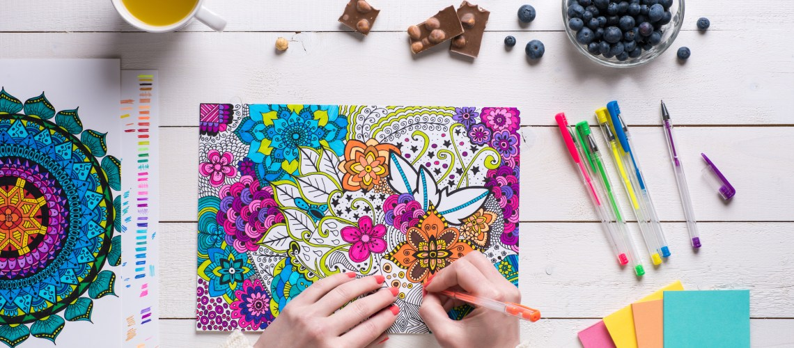 Colour Me Happy: A Complete Guide to Mindful Colouring