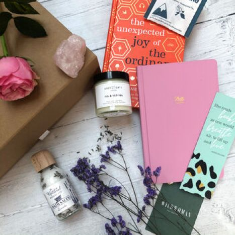 The WILDWOMAN Mother's Day Gift Box