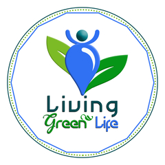 living green life logo by Bikram