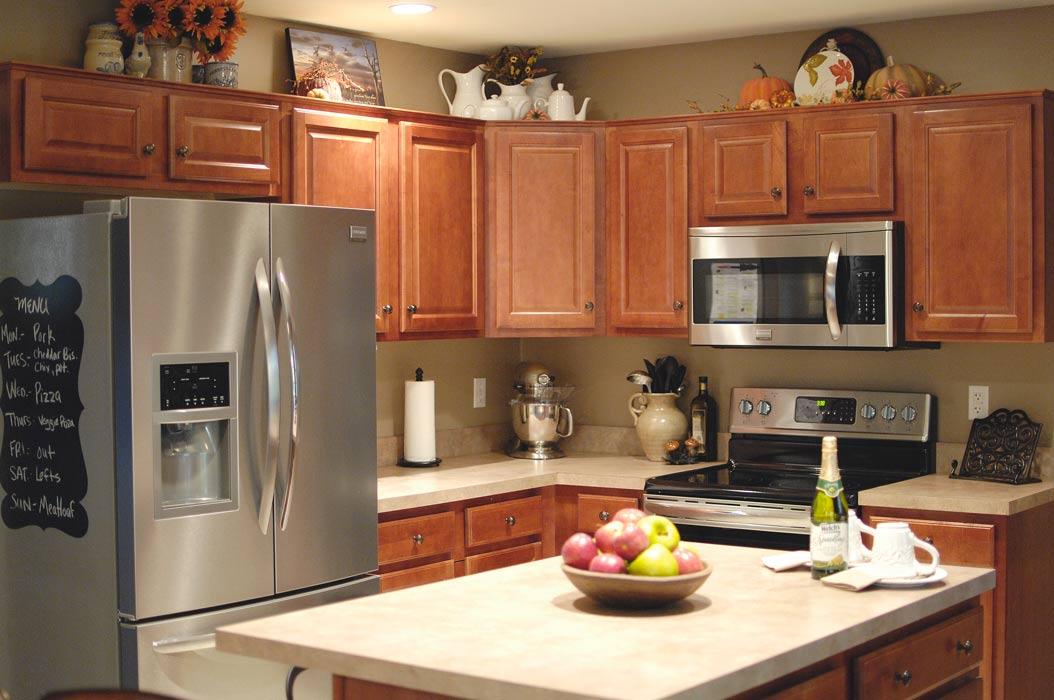 Kitchen Top Decor