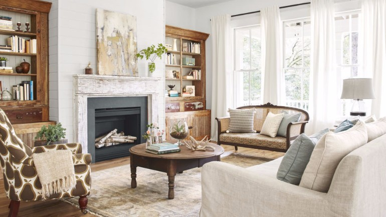 Cozy Living Rooms To Warm Up Your House All Winter Long