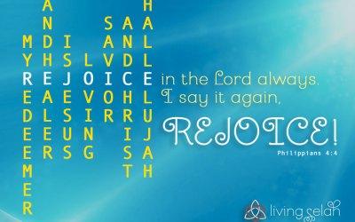 Always, Again, Rejoice!