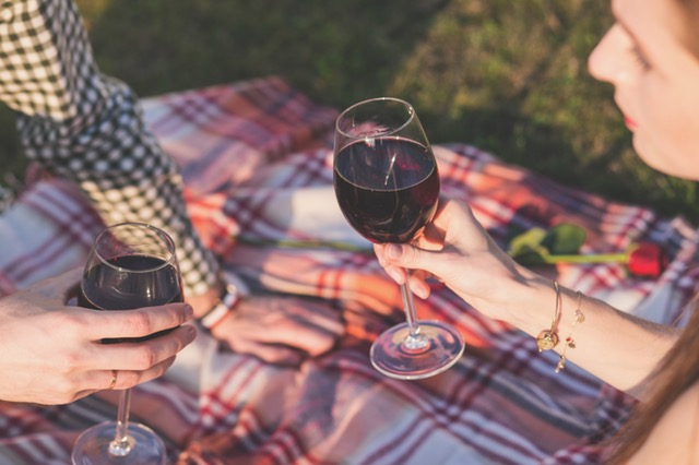 Go on a budget friendly romantic picnic