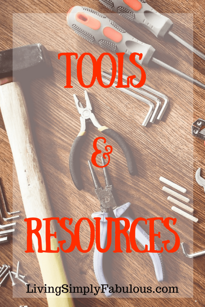 Personal finance, money making, and blogging tools and resources.