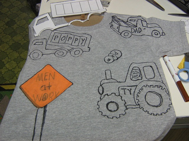 sell t shirts to make money as a young person