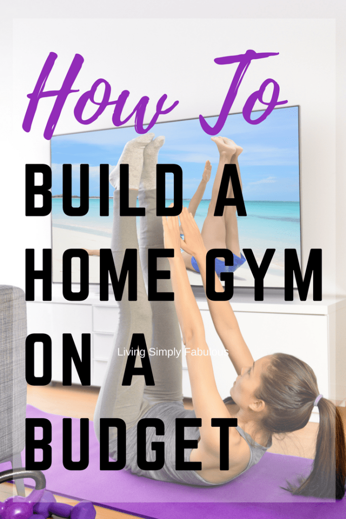 No more signing up for fancy and expensive gym memberships to help you get fit. Don't waste money on bulky fitness equipment but instead buy cheap gym equipment. Great for working out at home, here are a few tips on how to build a home gym on a budget.