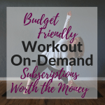 Best Streaming Workouts For Any Budget