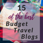 15 of the Best Budget Travel Blogs