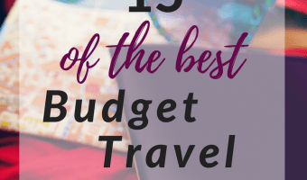 Looking for the best resources to save money on travel? Look no further. Here is my list of 15 of the *best budget travel blogs* to get you to see more of the world.