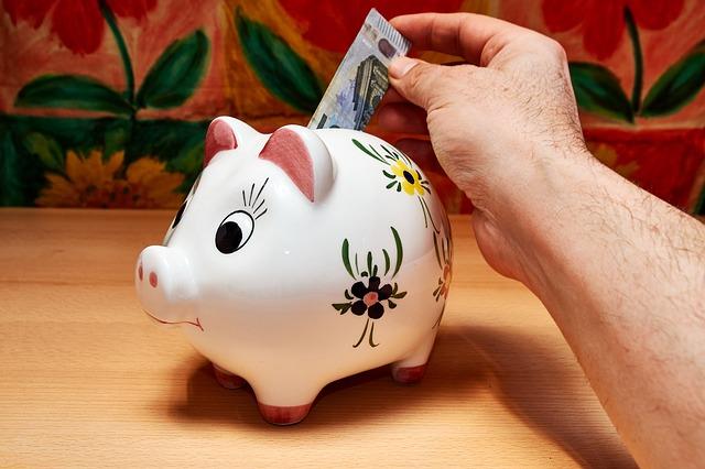 create a savings plan