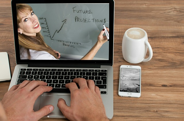 Teach English online to students from around the world right from your laptop at home