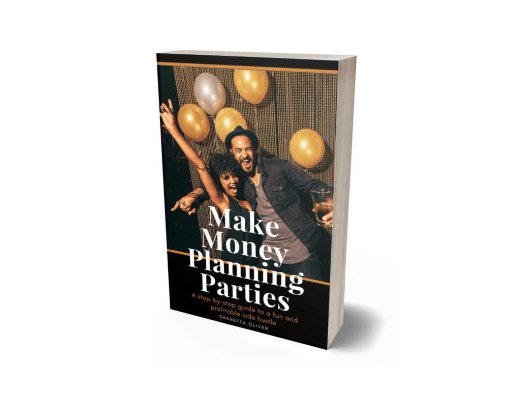 make money planning parties