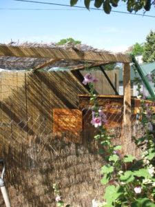 chicken coop enclosure