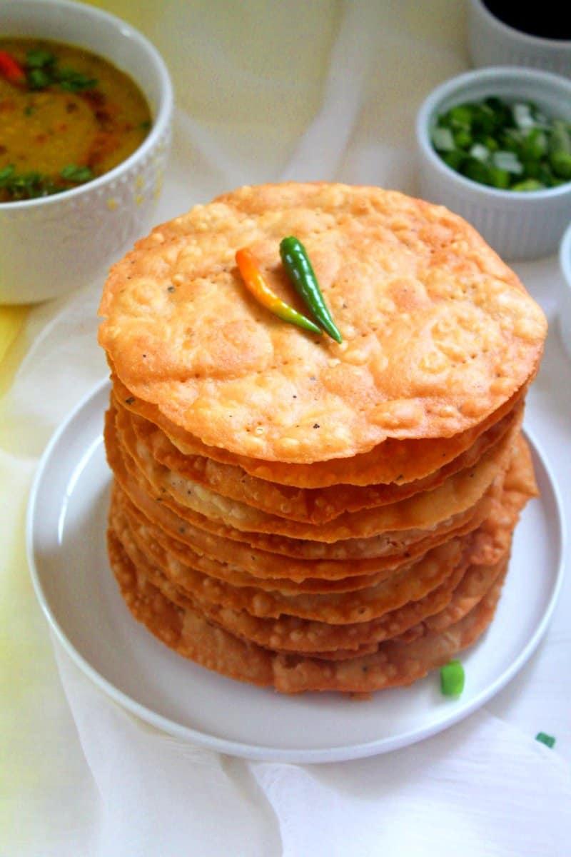Pakwan / Crispy Fried bread