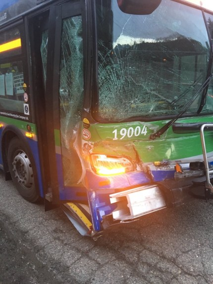 Police investigate fatal car, bus accident on westbound I-90 near SR 18 interchange