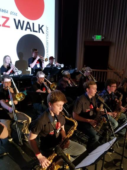 9th Annual Jazz Walk returns to North Bend this weekend