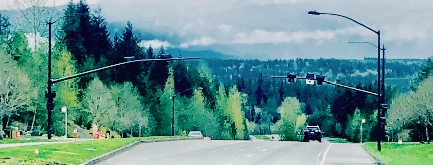 Drivers confused by Snoqualmie's new HAWK signal: you can proceed on flashing red if safe to do so - Living Snoqualmie