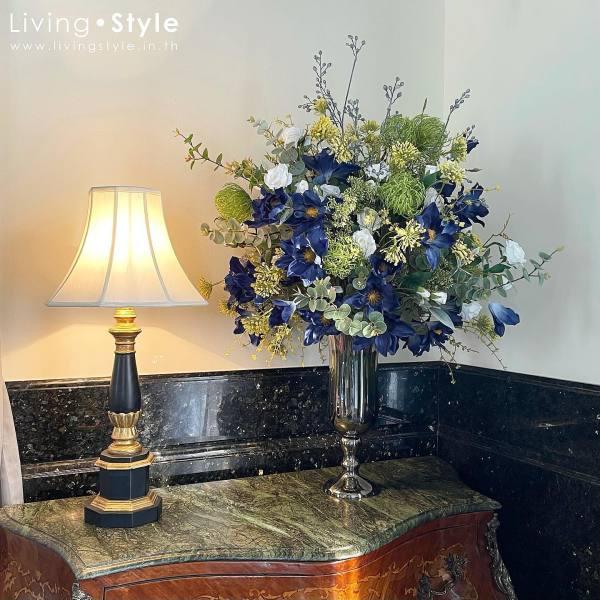 ของ ตกแต่ง บ้าน แจกัน ดอกไม้ คลาสสิค %%sep%% Livingstyle ตกแต่งบ้าน แจกันดอกไม้ ดอกไม้ปลอม ต้นไม้ปลอม ดอกไม้ประดิษฐ์ ต้นไม้ประดิษฐ์ สวนแนวตั้ง